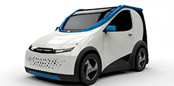 Alunos da USP inventam carro de uso compartilhado que pode aumentar de 3 para 5 assentos