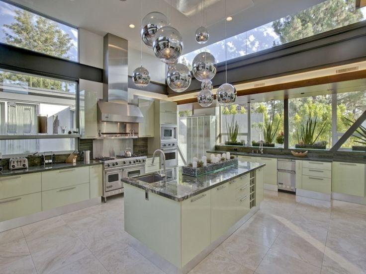 Gourmet Kitchen Design Style Cool Design Inspiration