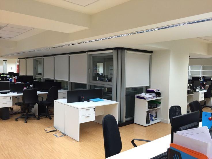 Las 25 mejores ideas sobre cortinas de oficina en - Cortinas para oficinas ...