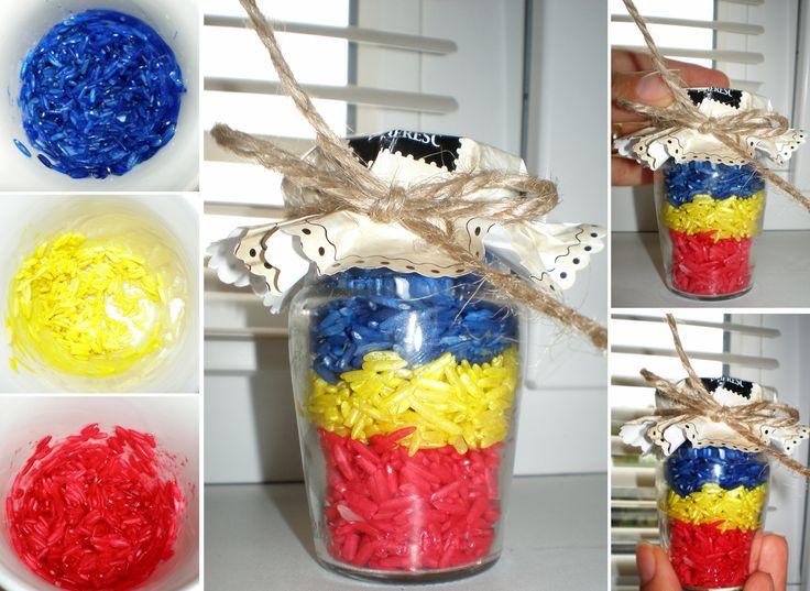 Decorațiuni tricolore