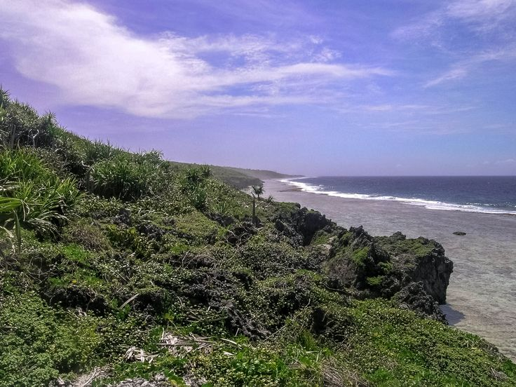 The oldest island in the Pacific Ocean, Mangaia Cook Islands