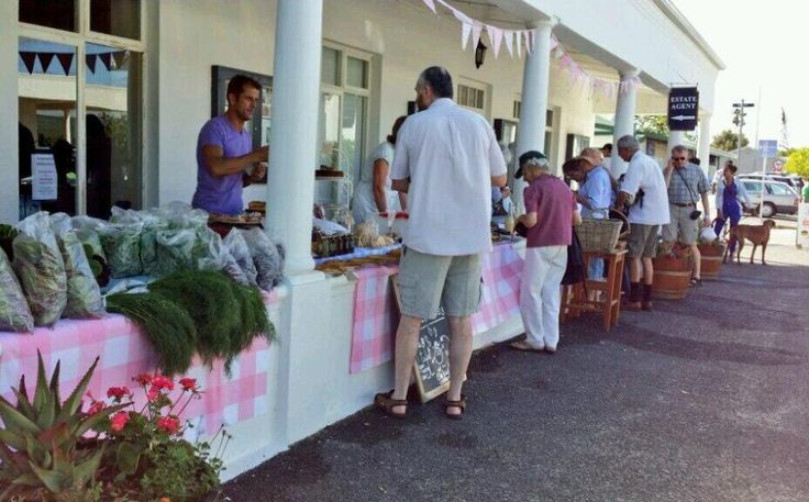 Saturday Morning Fresh Goods Market at The Stanford Hotel #LoveOverberg http://www.stanfordvillage.co.za/