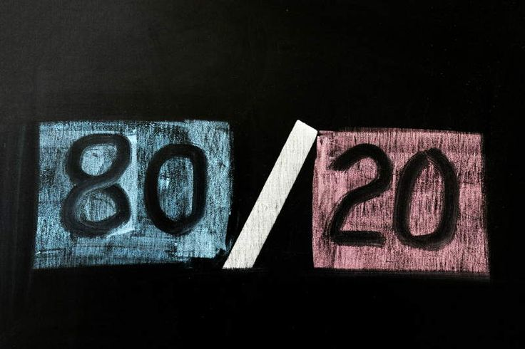 The 80/20 rule has been around for some time. Businesses have been using this practice for years, whileothers use it for managing their time. This universal rule can be applied to everything – even yourhealth. The 80/20 diet is all about moderation: you can indulge on your favorite foods from time to time,but make sure…