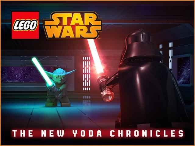 LEGO.com Star Wars The Complete Saga - Apps - LEGO® Star Wars™ - LEGO.com - The New Yoda Chronicles