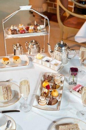 Traditional Afternoon Tea - London Landmark Hotel