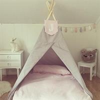 Teepee Tent grey
