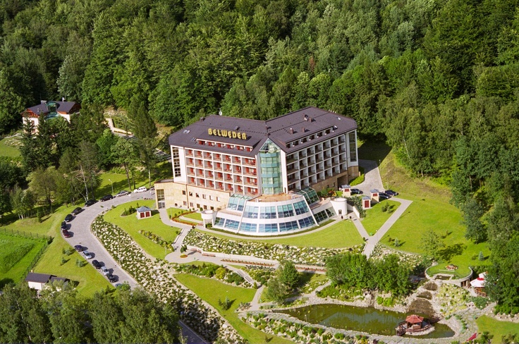 Hotel w całej okazałości! :)