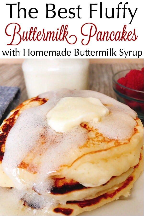 Best Fluffy Buttermilk Pancake Recipe The Mommy Mouse Clubhouse Recipe In 2020 Buttermilk Pancakes Buttermilk Pancakes Fluffy Pancake Recipe Buttermilk