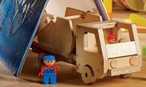 Hier finden Sie Do-It-Yourself-Ideen, Bauanleitungen, Baupläne, Tipps und Tests zum Thema Holzspielzeug selber bauen. Selbst.de hilft Ihnen beim Selber Bauen.
