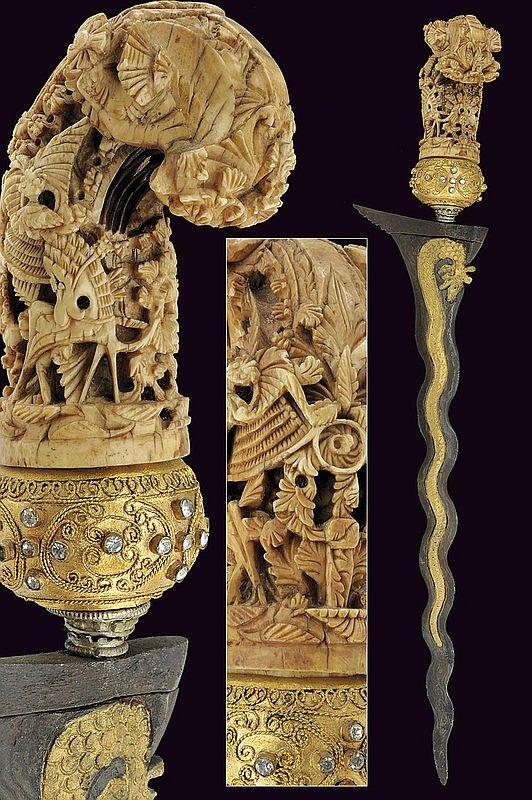 Kris (19th Century CE Indonesia)
