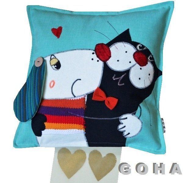 zakochana para (proj. GOHA), do kupienia w DecoBazaar.com