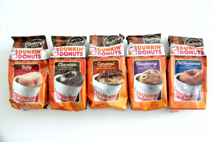 $1.50 off Dunkin Donuts Bakery Series Coffee Coupon