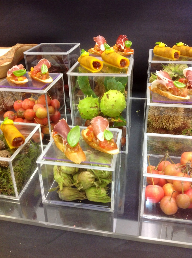 Autumn canap s by alison price and co canape pinterest for Canape menu prices