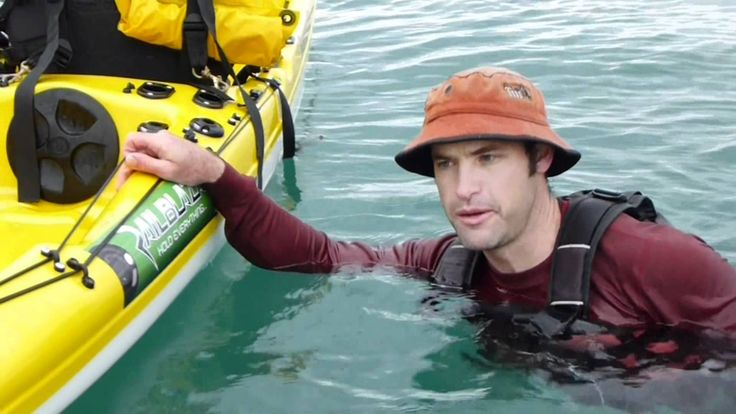 How to get back on your sot kayak with paddle guy dave for Fishing kayak for big guys