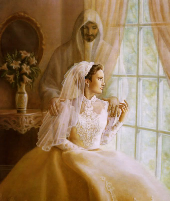 イエス様と一緒に婚礼の準備をします!!