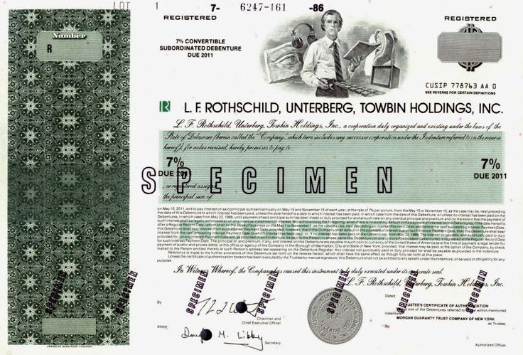 LF Rothchild, Unterberg Towbin Holdings Inc. (Collapsed following the 1987 stock market crash) - 1986