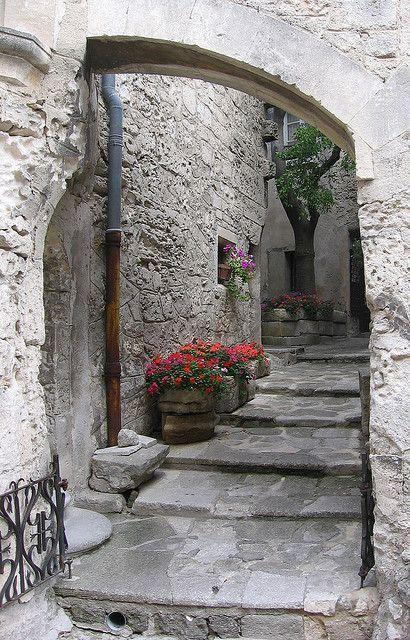 Les Baux de Provence, Bouches du Rhône