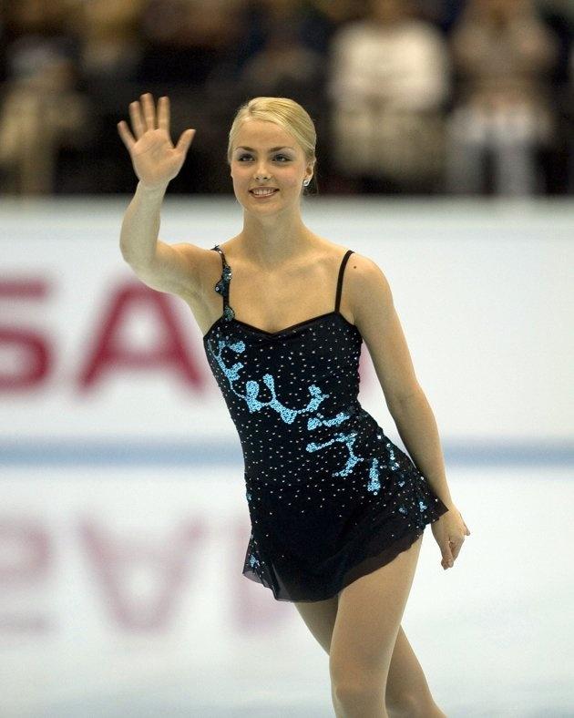 Kiira Korpi. Patinaje artístico sobre hielo. Finlandia. #Londres2012    Nos encanta el patinaje sobre hielo - La Nevera Pista de Hielo, Majadahonda, Madrid