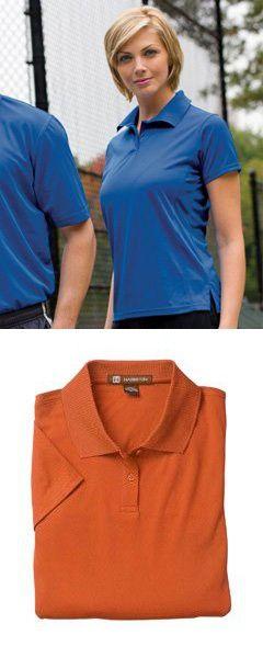 Ladies' Polytech Polo, Team Orange, 2XL