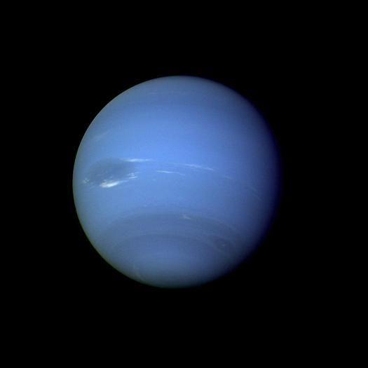 8.Neptun - Cele 9 planete