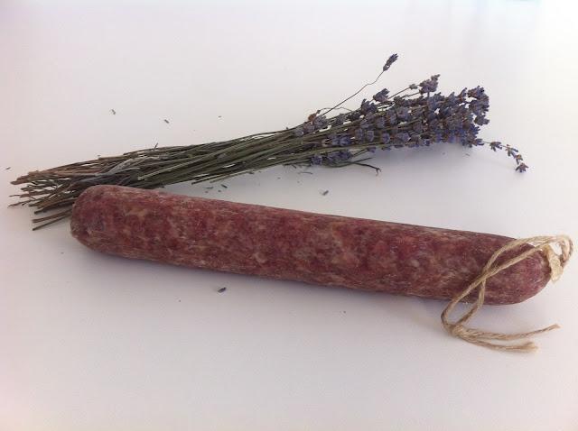 Stracke und Lavendel - Gruß aus dem Eichsfeld