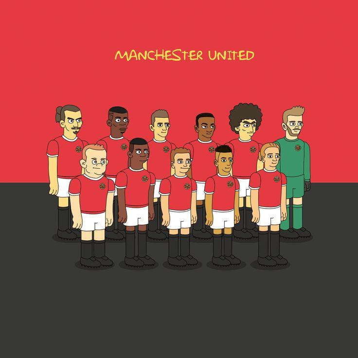 Man Utd 2016