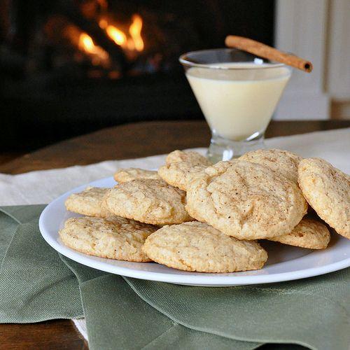 Eggnogg cookies