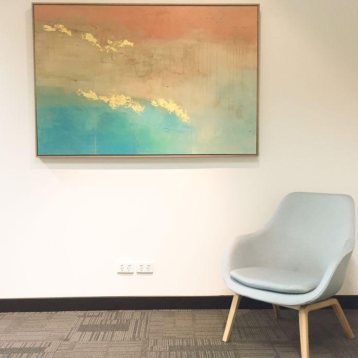 Office entry   Art by Francesca Gnagnarella @fragnagna_art