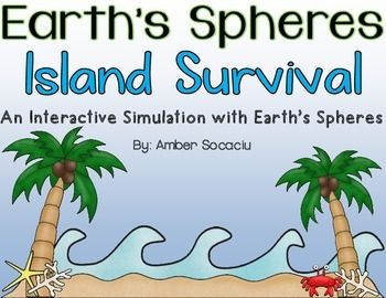 The purpose of this 8-10 day project is to allow students to investigate Earths spheres through an interactive simulation one of Earths islands. Students will begin the simulation by choosing an island type. They must research the island they will be stranded on to create a diorama that models the island.