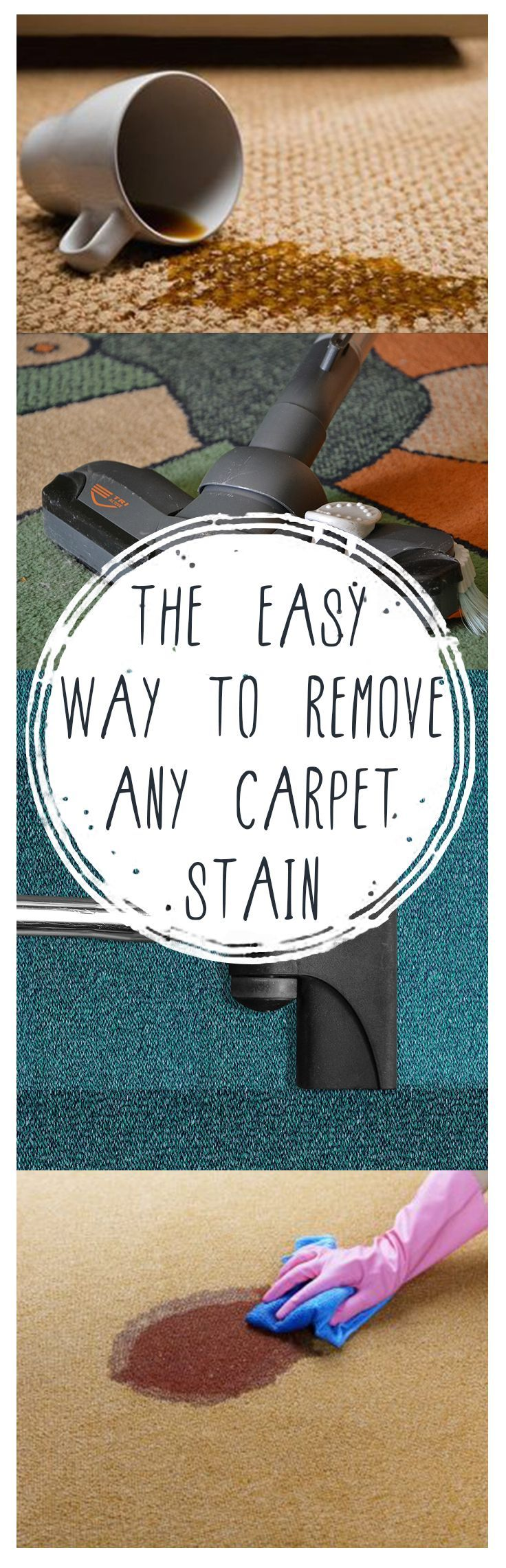 Carpet stains, removing carpet stains, how to remove carpet stains, popular  pin