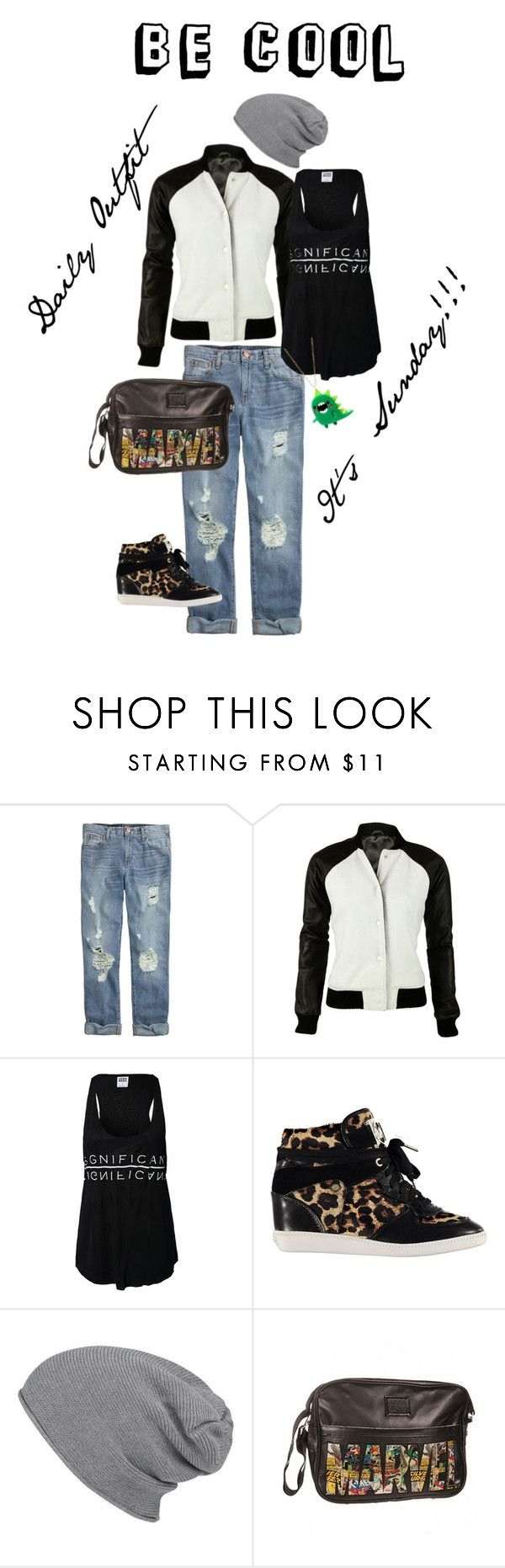 """Sunday Outfit!!"" by stylebycharlene on Polyvore featuring J.Crew, Vero Moda, MICHAEL Michael Kors, Marvel Comics, outfit and fashionset"