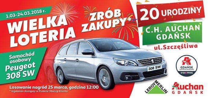 Gdansk Wielka Loteria Zrob Zakupy Car Vehicles