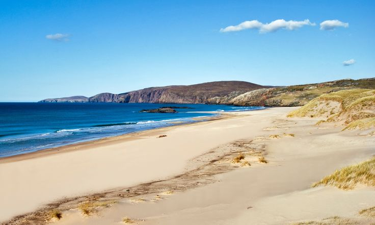 "#BeachThursday adventures: ""On a road trip along Scotland's northwest coast, Kevin Rushby and family search for great swimming and wild camping spots – and a legendary beach, Sandwood Bay, at the tip of the country.""   http://hubs.ly/y0NVrJ0   #travel"