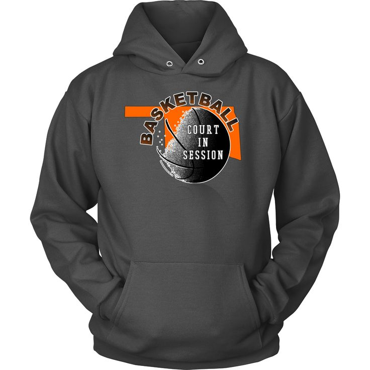 OSU Basketball Court In Session Hoodie