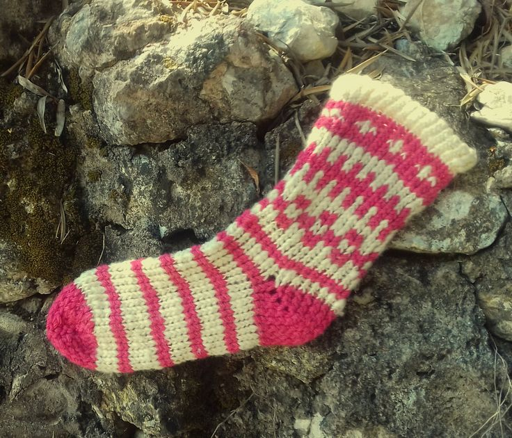 Hand Knitted Hand Spun Merino / microfiber  Socks Cozy Warm Luxury Material Unique Feeling by Czechhandmade on Etsy