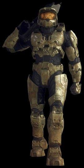 Master cheif armour flexibly