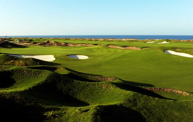Almouj Golf, The Wave, Oman