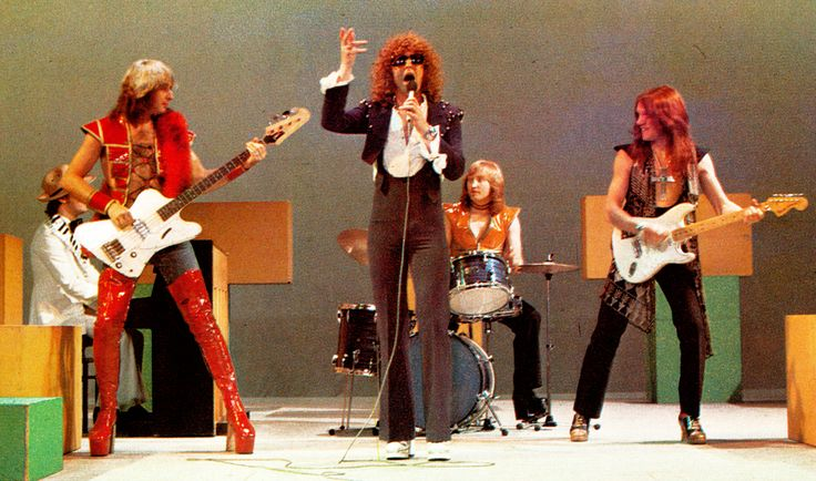 glamidols:  Mott The Hoople