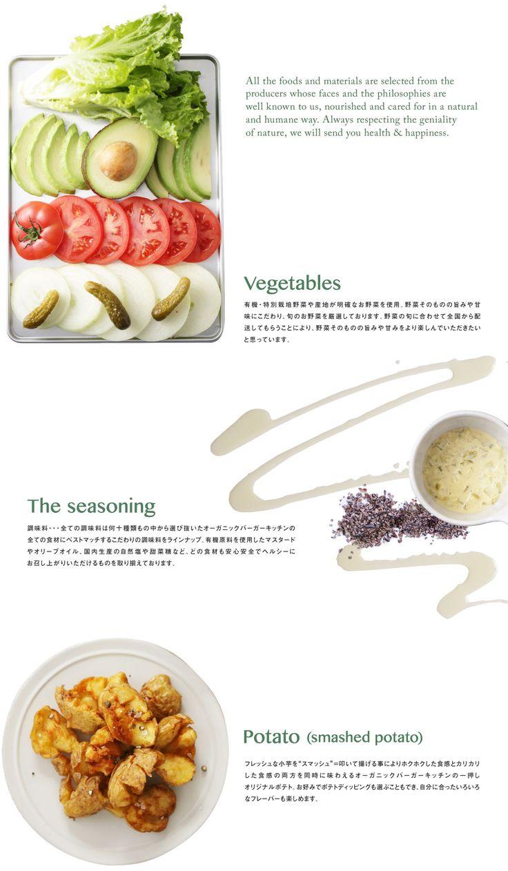 オーガニックバーガーキッチン   Organic Burger Kitchen