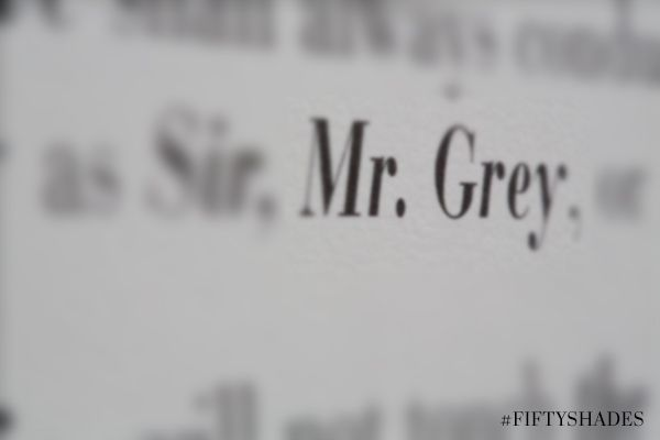 Mr. Grey. | Fifty Shades of Grey | In Theaters Valentine's Day