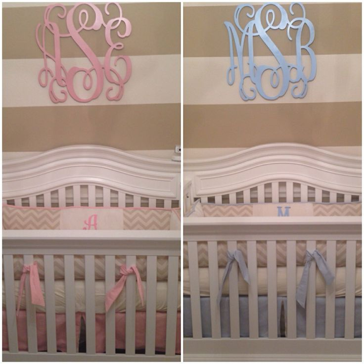Chevron bedding for twins by Southern Bliss Boutique - Frisco, TX