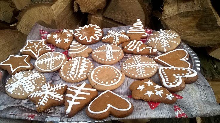 Gingerbread Cookies :)