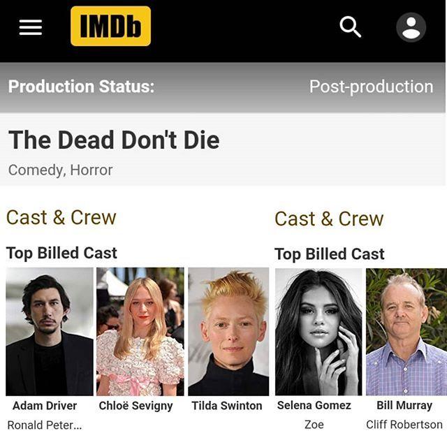 According to IMDB Selena Gomezs character name in her zombie