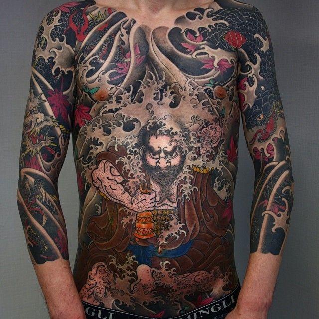 1002 Best Japanese Full Body Tattoo Images On Pinterest: 25+ Best Ideas About Bodysuit Tattoos On Pinterest