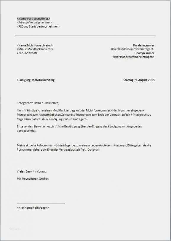 Diverse Vertrag Vodafone Kundigen Vorlage In 2020 Vorlagen Word Vorlagen Kundigung