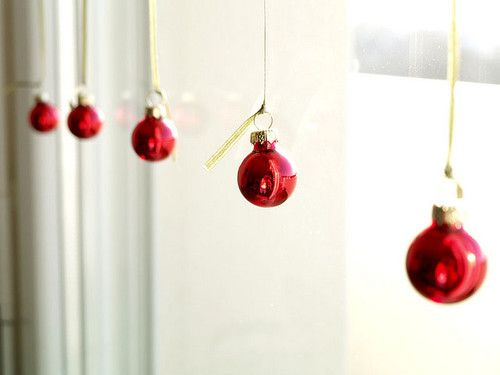 raspberrytart:    Handmade Christmas Decors by Ula~ on Flickr.
