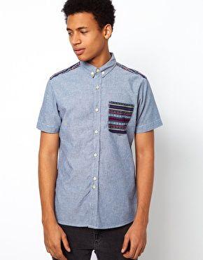 Image 1 ofBellfield Chambray Shirt