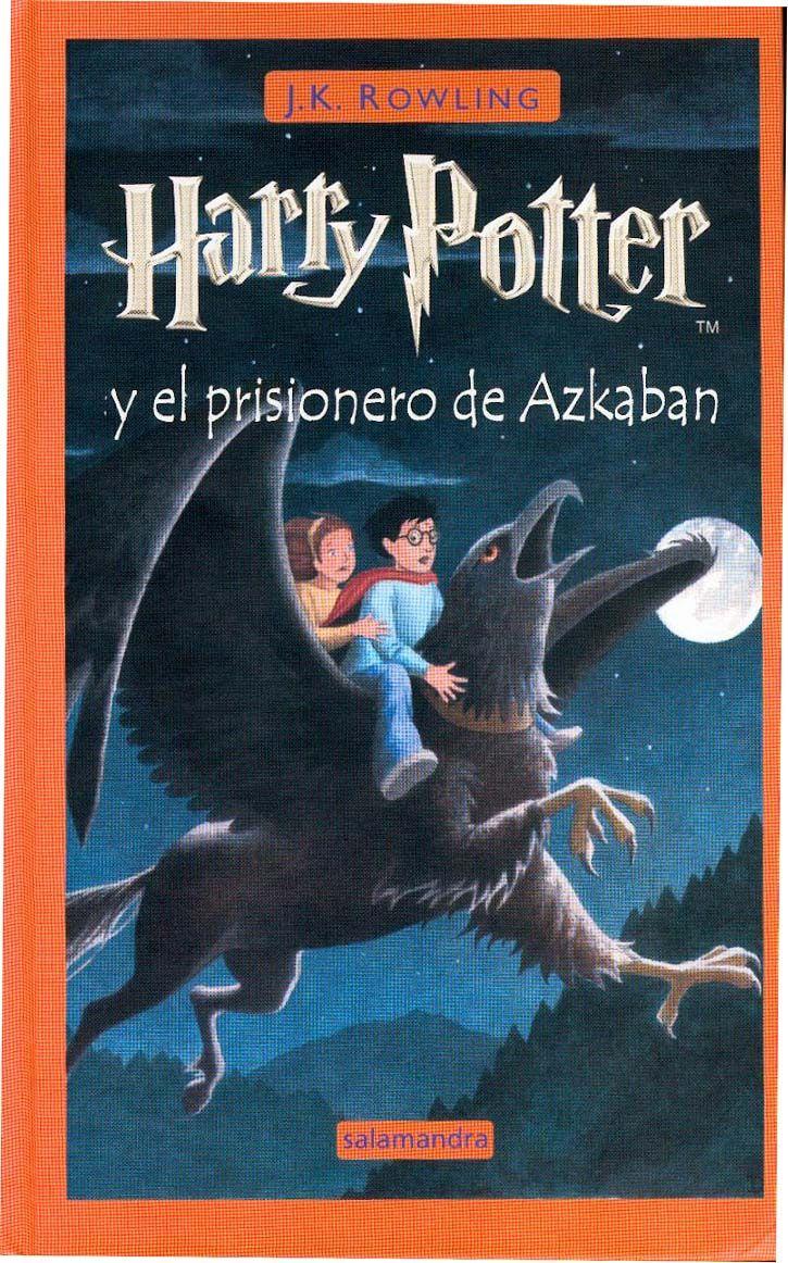 Harry Potter y el prisionero de Azkaban                                                                                                                                                                                 Más
