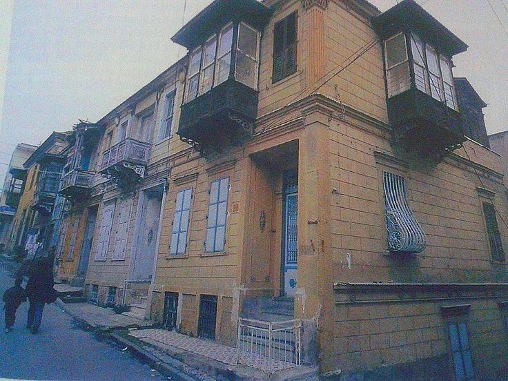 İzmir evleri..