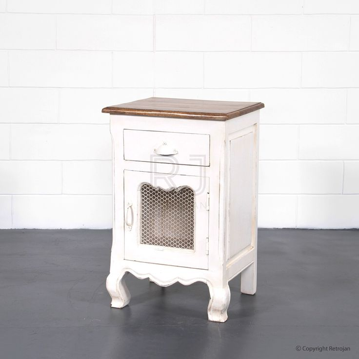 Bordeaux French Provincial Bedside Table  | $229.00